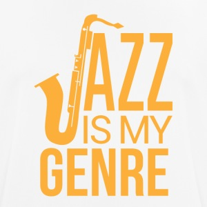 Jazz - My genre - Men's Breathable T-Shirt