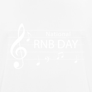 RNB Day - Nationl RNB - mannen T-shirt ademend