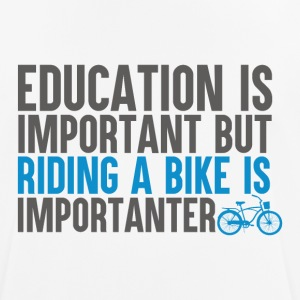 Bike Education - Männer T-Shirt atmungsaktiv