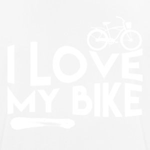 I love my Bike - Passion - Männer T-Shirt atmungsaktiv