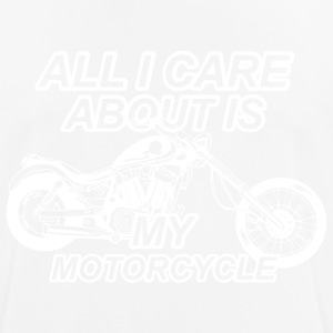 Motorcycle lovers hobby - Men's Breathable T-Shirt