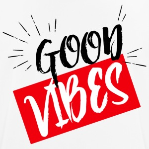 Good vibes - Men's Breathable T-Shirt