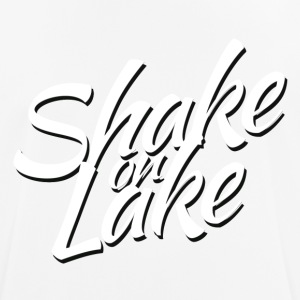 Shake on Lake 2017 - Men's Breathable T-Shirt