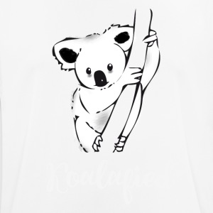Koala tree save cute bear animal australia lol - Men's Breathable T-Shirt