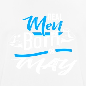 Men Born In MAY - Men's Breathable T-Shirt