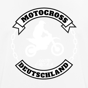 motocross Alemania - Camiseta hombre transpirable
