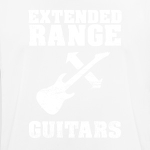 Extended Range Guitars Design - Men's Breathable T-Shirt