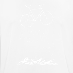 Bike Constellation - Männer T-Shirt atmungsaktiv