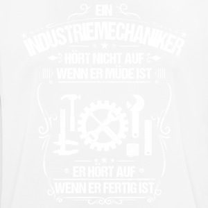 Industriemechaniker/Industriemechanik/Industrie - Männer T-Shirt atmungsaktiv