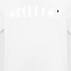 EVOLUTION GAMER - Men's Breathable T-Shirt