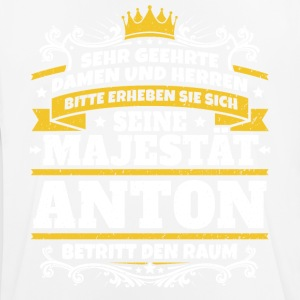 His Majesty Anton - Men's Breathable T-Shirt