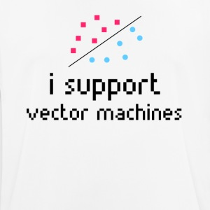 Machine Learning, Support Vector Machine - Männer T-Shirt atmungsaktiv