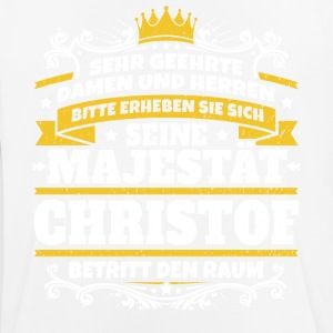 His Majesty Christof - Men's Breathable T-Shirt