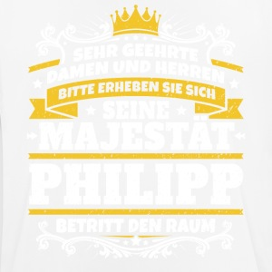 His Majesty Philipp - Men's Breathable T-Shirt