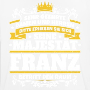 His Majesty Franz - Men's Breathable T-Shirt