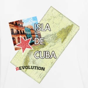 Isla de Cuba summer beach T-Shirt - Men's Breathable T-Shirt