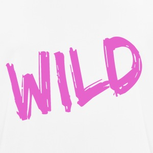Wild cool sayings - Men's Breathable T-Shirt