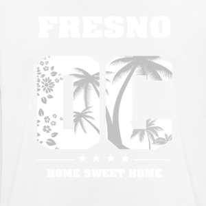 Jeg elsker FRESNO - Orange County - Herre T-shirt svedtransporterende