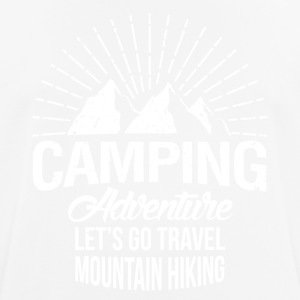 Camping Adventure - T-shirt respirant Homme