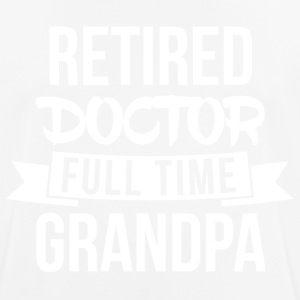 Full time Grandpa - Men's Breathable T-Shirt