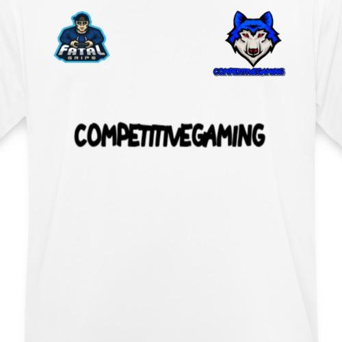 CG jersey - Mannen T-shirt ademend actief
