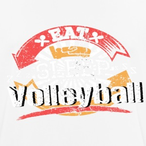 Food Sleeping Volleyball - Men's Breathable T-Shirt