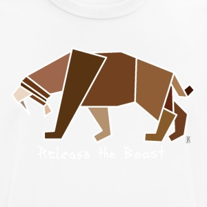 Release the Beast - Men's Breathable T-Shirt