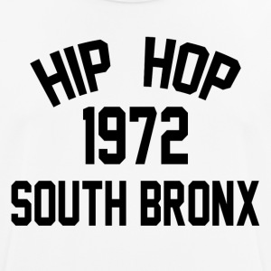 Hip Hop 1972 South Bronx - Camiseta hombre transpirable