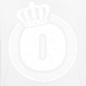Stylish letter O with crown - Men's Breathable T-Shirt