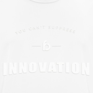 You can not suppress Innovation - Men's Breathable T-Shirt