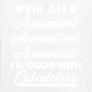 Accountant - Men's Breathable T-Shirt