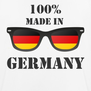 made in germany - mannen T-shirt ademend