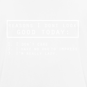 Good day funny sayings - Men's Breathable T-Shirt