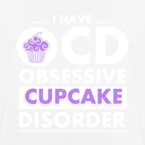 Cupcake disorder - Men's Breathable T-Shirt