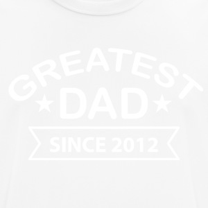 Greatest Dad sinds - mannen T-shirt ademend