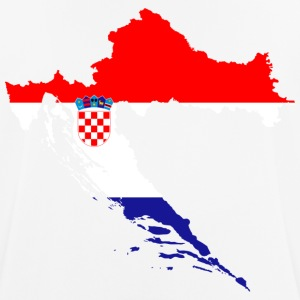 CROATIA / CROATIA / BALKAN - Men's Breathable T-Shirt