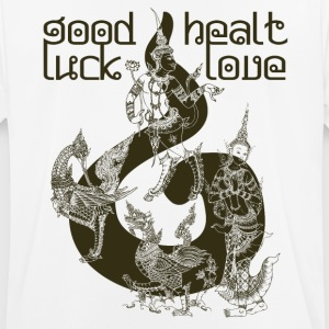 Good Luck Thai Ocra - Men's Breathable T-Shirt
