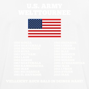 US Army World Tour - Men's Breathable T-Shirt