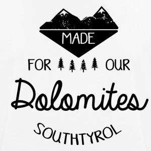 Made for the Dolomites - Men's Breathable T-Shirt