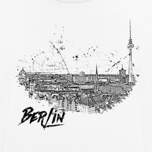 Berlin - City - City - Men's Breathable T-Shirt