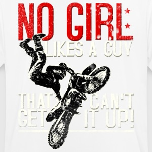 No woman likes guys who do not get any. - Men's Breathable T-Shirt