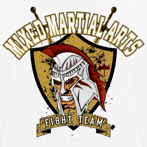 MMA Fight Team T-shirt / te - Andningsaktiv T-shirt herr