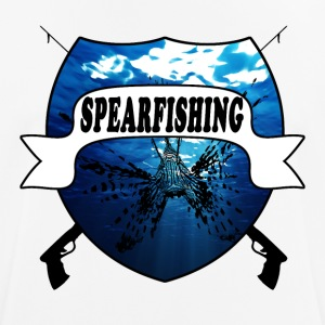SPEARFISHING - Men's Breathable T-Shirt