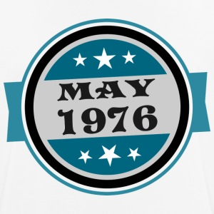 May1976 - Camiseta hombre transpirable