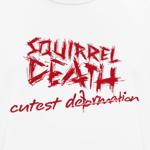 SQUIRREL DEATH - 'cutest deformation' - Men's Breathable T-Shirt