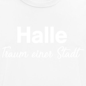 hall - Herre T-shirt svedtransporterende