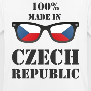 made in czech republic - Männer T-Shirt atmungsaktiv