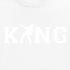 guitar King - mannen T-shirt ademend