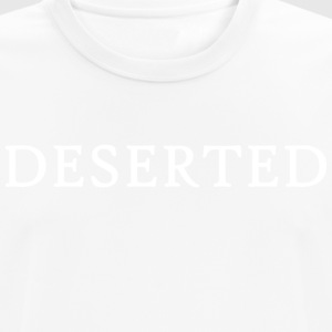DESERTED: The Story of Peter - Men's Breathable T-Shirt