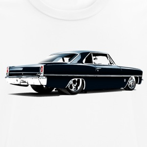 Chevy II Nova Super Sport Back - Men's Breathable T-Shirt